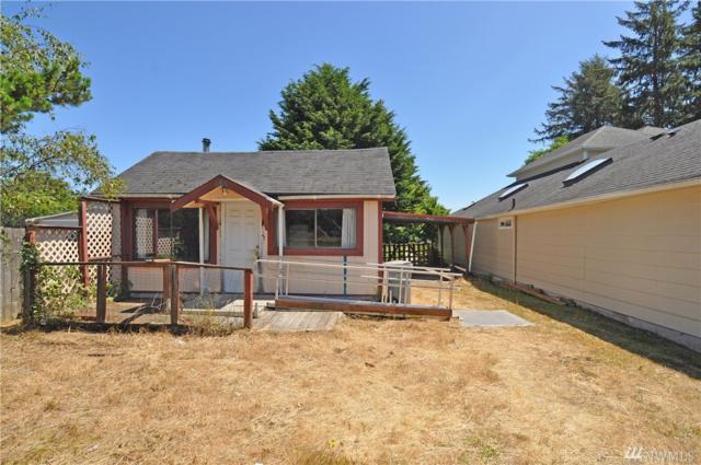 608 Forrest St, Westport, WA 98595 (#1483658) :: Canterwood Real Estate Team