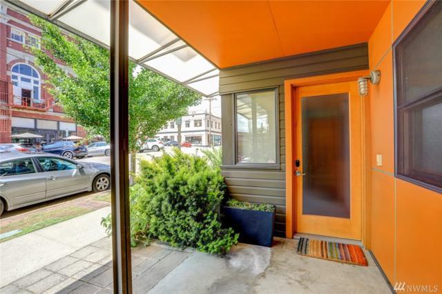 607 Fawcett Ave, Tacoma, WA 98402 (#1483989) :: Pacific Partners @ Greene Realty