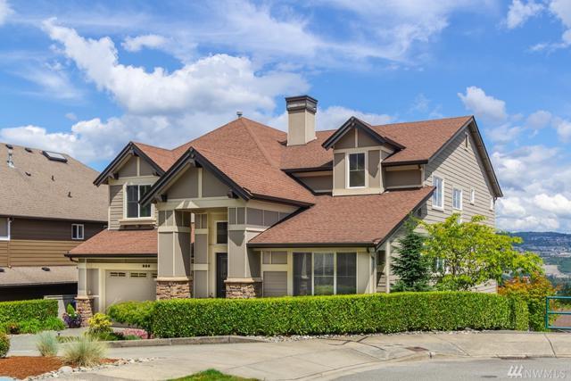 880 Lingering Pine Lane NW, Issaquah, WA 98027 (#1484019) :: Platinum Real Estate Partners