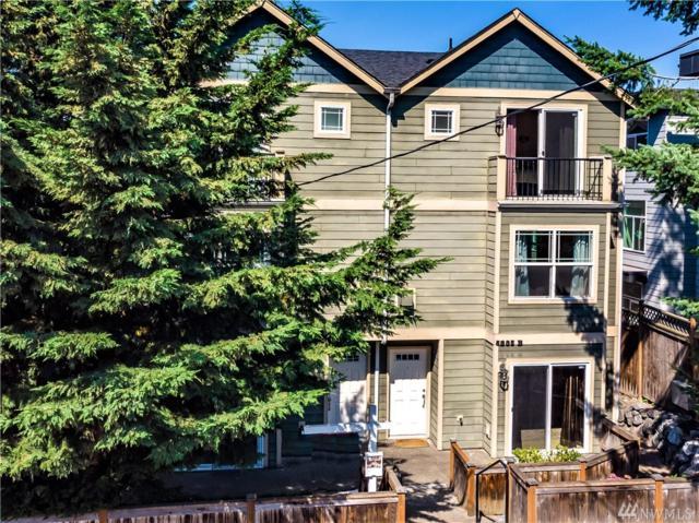 5235 11th Ave NE B, Seattle, WA 98105 (#1484280) :: Record Real Estate