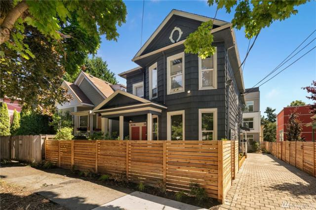 304 25th Ave S, Seattle, WA 98144 (#1484490) :: Real Estate Solutions Group