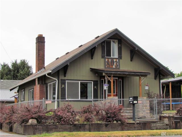 803 Marion St, Centralia, WA 98531 (#1484543) :: Kimberly Gartland Group