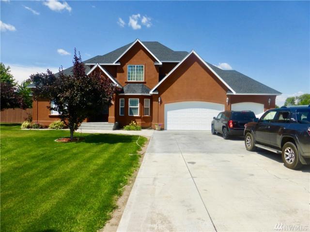 7574 Wild Goose Lane Ne, Moses Lake, WA 98837 (MLS #1484685) :: Nick McLean Real Estate Group