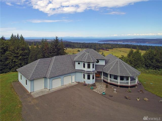 340 Louella Heights, Sequim, WA 98382 (#1484747) :: Icon Real Estate Group