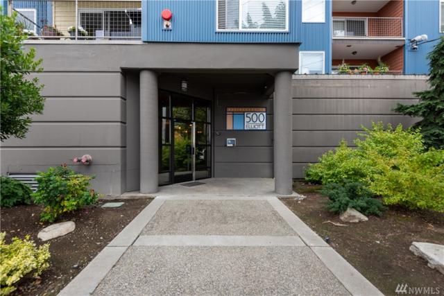 500 Elliott Ave W #413, Seattle, WA 98119 (#1484887) :: Platinum Real Estate Partners