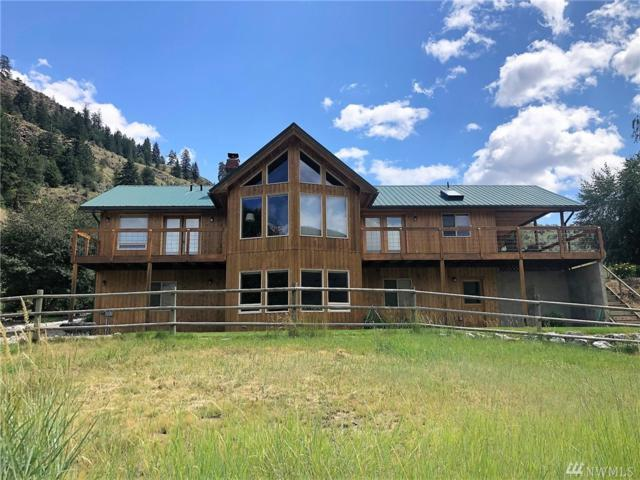1132 Pine Creek Rd, Tonasket, WA 98855 (#1485111) :: Real Estate Solutions Group