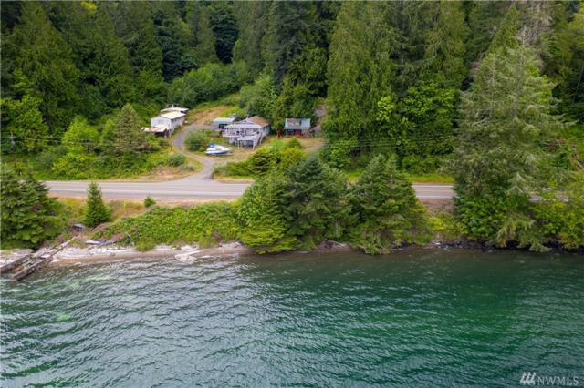 30461 N Highway 101, Lilliwaup, WA 98555 (#1485145) :: Crutcher Dennis - My Puget Sound Homes