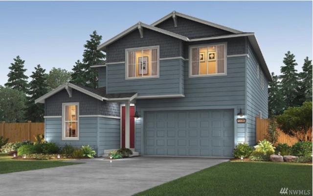 7726 22nd (Lot 70) Lane SE, Lacey, WA 98503 (#1485181) :: Chris Cross Real Estate Group