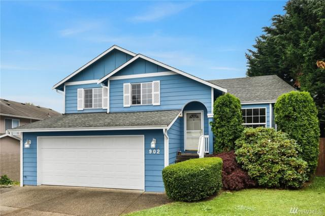 902 19th St, Snohomish, WA 98290 (#1485221) :: Crutcher Dennis - My Puget Sound Homes