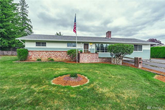 812 NE 3rd Ave NE, Napavine, WA 98565 (#1485353) :: Real Estate Solutions Group