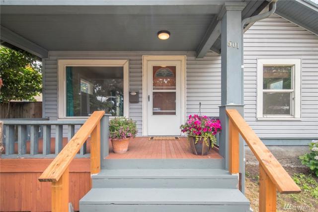 501 W Fourth Plain Blvd, Vancouver, WA 98660 (#1485393) :: Platinum Real Estate Partners