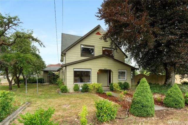 413 W Harris, Oakville, WA 98568 (#1485407) :: Keller Williams Western Realty