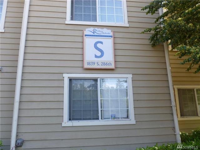 1839 S 286th Lane S203, Federal Way, WA 98003 (#1486014) :: Alchemy Real Estate