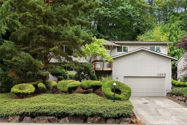 5265 Highland Dr, Bellevue, WA 98006 (#1486170) :: Priority One Realty Inc.
