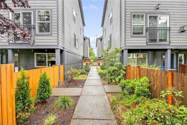 3421 California Ave SW B, Seattle, WA 98116 (#1486448) :: Record Real Estate