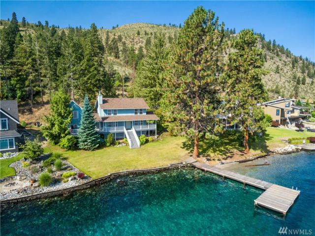3290 S Lakeshore Rd, Chelan, WA 98816 (#1486479) :: Chris Cross Real Estate Group