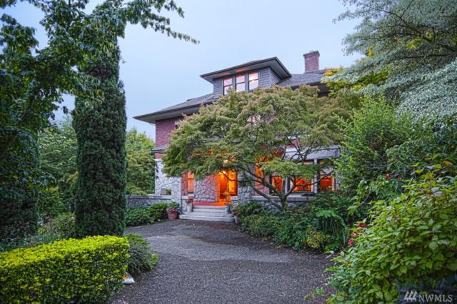 111 W Prospect St, Seattle, WA 98119 (#1486487) :: Real Estate Solutions Group