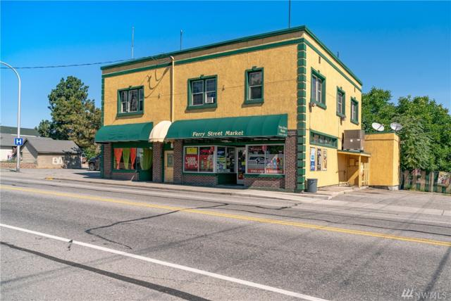 850 Methow St, Wenatchee, WA 98801 (#1486546) :: Chris Cross Real Estate Group