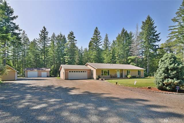 17500 NW Hintzville Rd, Seabeck, WA 98380 (#1486568) :: KW North Seattle