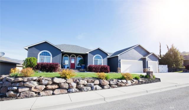 115 Springhill Dr, East Wenatchee, WA 98802 (#1486855) :: Crutcher Dennis - My Puget Sound Homes