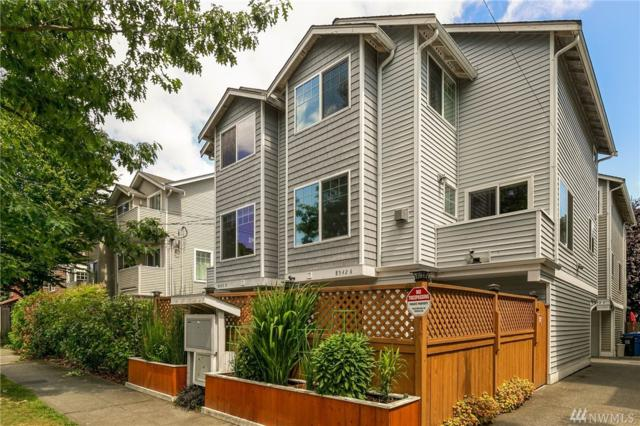 8542 Midvale Ave N B, Seattle, WA 98103 (#1486915) :: Real Estate Solutions Group