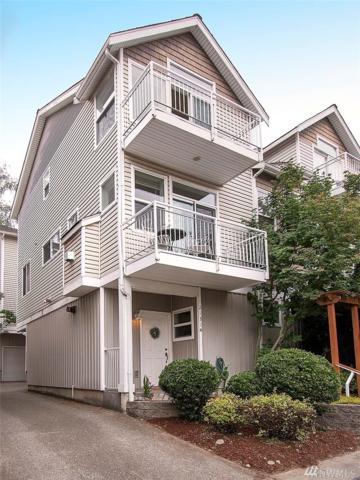 2131 Waverly Place N A, Seattle, WA 98109 (#1486922) :: Kimberly Gartland Group