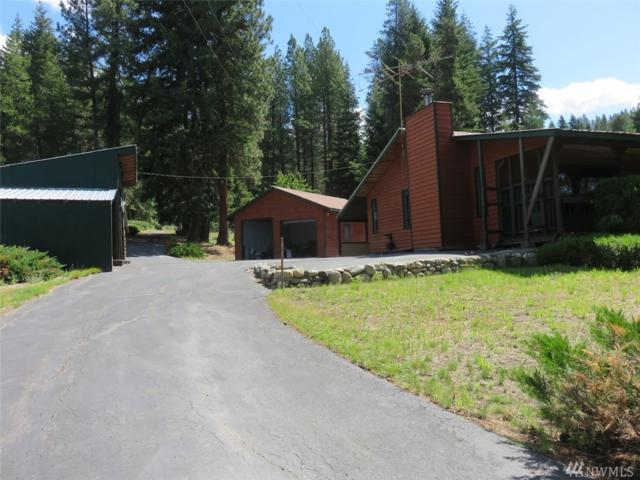 20779 Chiwawa Loop Rd, Leavenworth, WA 98826 (#1487106) :: Ben Kinney Real Estate Team