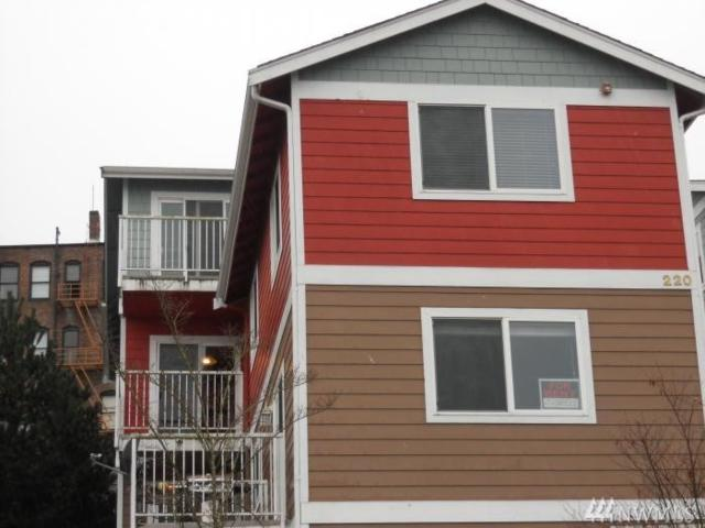 220 Broadway #11, Tacoma, WA 98402 (#1487144) :: Commencement Bay Brokers