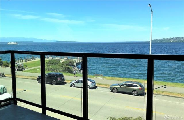 1140 Alki Ave SW #306, Seattle, WA 98116 (#1487309) :: Kimberly Gartland Group