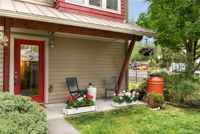 1207 N 88th St, Seattle, WA 98103 (#1487313) :: Platinum Real Estate Partners