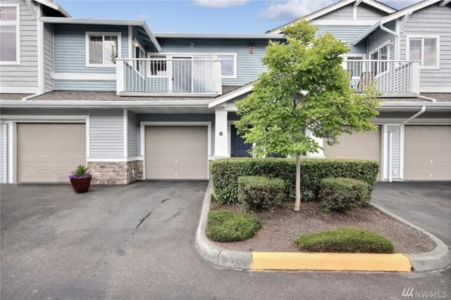 1207 63rd St SE C, Auburn, WA 98092 (#1487382) :: Better Properties Lacey