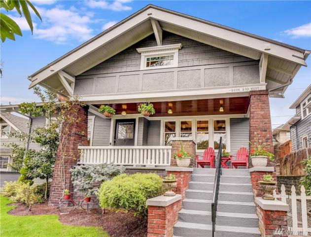 2406 2nd Ave W, Seattle, WA 98119 (#1487457) :: Platinum Real Estate Partners