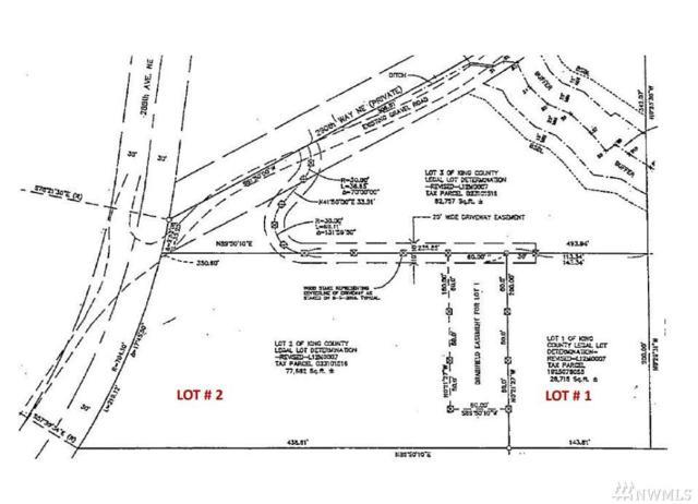 31-XX 290th Way Ne Lot 1, Redmond, WA 98053 (#1487500) :: Crutcher Dennis - My Puget Sound Homes