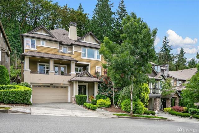813 Summerhill Ridge Dr NW, Issaquah, WA 98027 (#1487548) :: Platinum Real Estate Partners