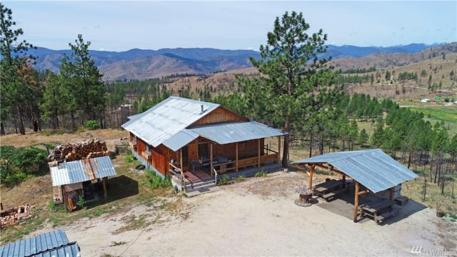 284-D French Creek Rd D, Methow, WA 98834 (#1487698) :: Real Estate Solutions Group
