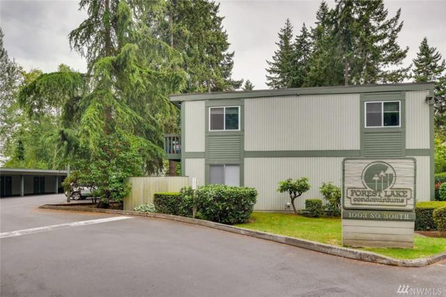 1003 S 308th St #13, Federal Way, WA 98003 (#1487857) :: Keller Williams Realty
