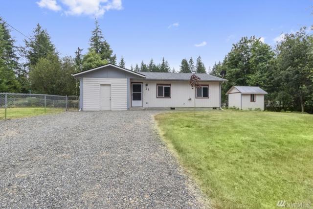 21 E Vashon Place, Shelton, WA 98584 (#1487977) :: Ben Kinney Real Estate Team