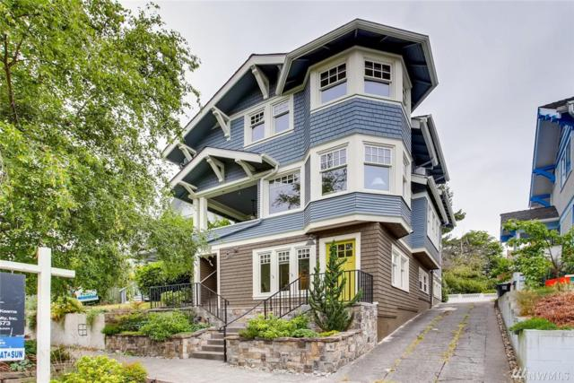 7008 6th Ave NW, Seattle, WA 98117 (#1488130) :: Better Properties Lacey
