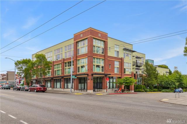 4422 Bagley Ave N #210, Seattle, WA 98103 (#1488210) :: Real Estate Solutions Group