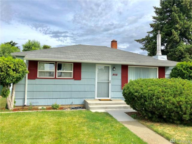 805 E Hobert Ave, Ellensburg, WA 98926 (#1488248) :: KW North Seattle