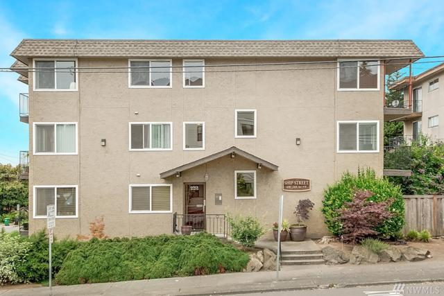 6501 24th Ave NW #204, Seattle, WA 98117 (#1488278) :: Platinum Real Estate Partners
