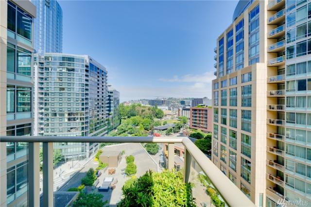 900 Lenora St W907, Seattle, WA 98121 (#1488338) :: Real Estate Solutions Group