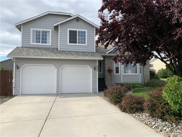 2453 Highland View Drive, East Wenatchee, WA 98802 (#1488350) :: Crutcher Dennis - My Puget Sound Homes
