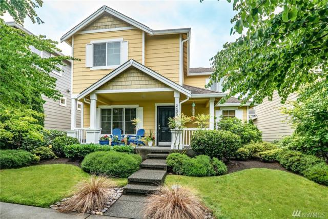 2435 NE Julep St, Issaquah, WA 98029 (#1488698) :: Platinum Real Estate Partners