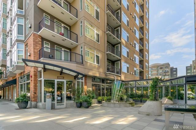 2801 1st Ave #208, Seattle, WA 98121 (#1488816) :: The Kendra Todd Group at Keller Williams