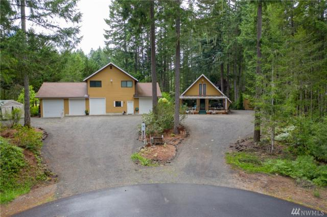41 N Par Ct, Hoodsport, WA 98548 (#1488985) :: Ben Kinney Real Estate Team