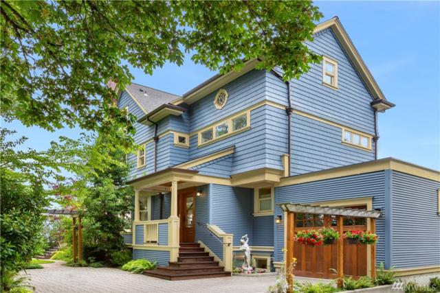 1137 36th Ave, Seattle, WA 98122 (#1489213) :: Kimberly Gartland Group
