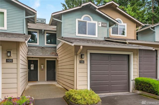 4320 W Lake Sammamish Pkwy SE F-106, Issaquah, WA 98027 (#1489315) :: Alchemy Real Estate