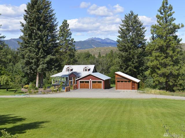 161-A East Chewuch Rd, Winthrop, WA 98862 (#1489342) :: Real Estate Solutions Group