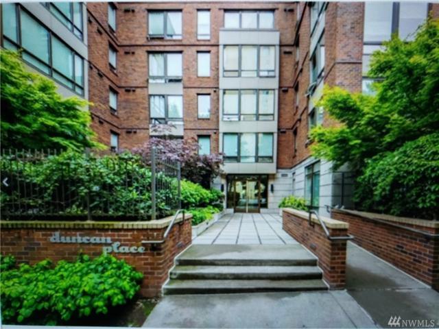 4547 8th Ave NE #604, Seattle, WA 98105 (#1489380) :: McAuley Homes